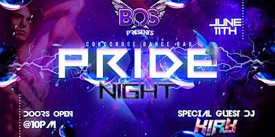 Pride Night Image