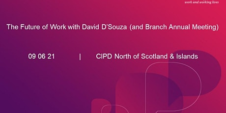 The Future of Work (and Branch Annual Meeting) tickets