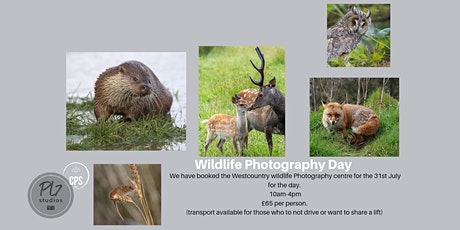 Wildlife Photography Day tickets