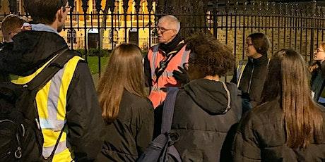 Alternative Kings Cross  guided walk tickets