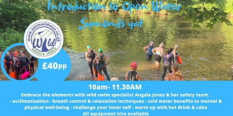 Introduction to Open  Water Swimming (Symonds Yat) tickets