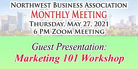 Northwest Business Association - Monthly Meeting tickets