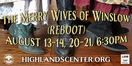 Shakespeare in the Pines - The Merry Wives of Winslow tickets