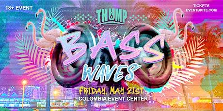 THUMP - BASS WAVES tickets