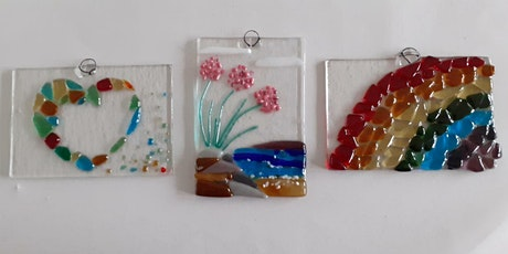 Glass workshop: make your own glass hanging (22nd June) tickets