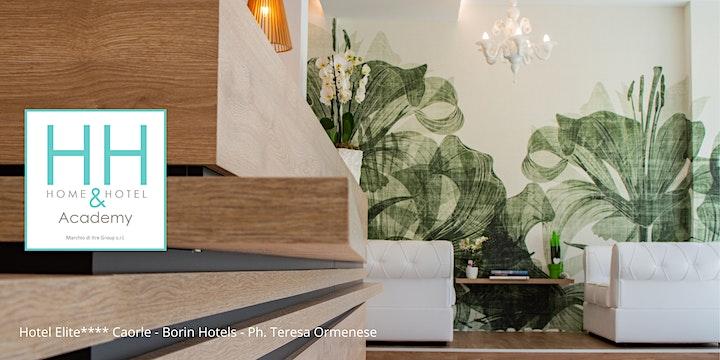 """Immagine Webinar gratuito """"Hotel Staging una nuova opportunità di specializzazione"""""""
