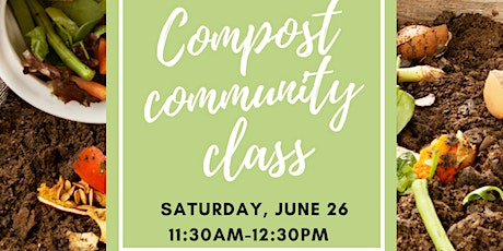 Community Composting Class tickets