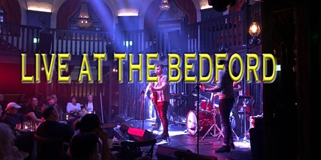 LIVE AT THE BEDFORD_OCTOBER 19th tickets