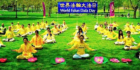 Qigong Exercises & Meditation (Online) tickets
