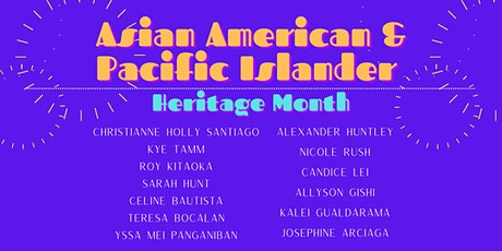The Cabaret Corner Presents: Asian American Pacific Islander Heritage Month tickets