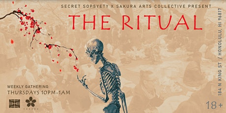 The Ritual tickets