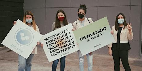 11:30 am | VIDAIN Reunión Presencial - Monterrey boletos