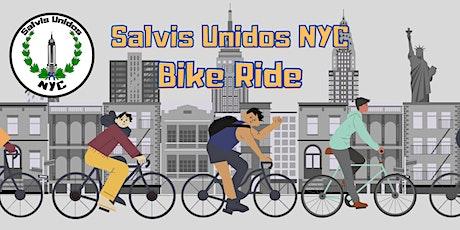 Salvis Unidos NYC Bike Ride tickets