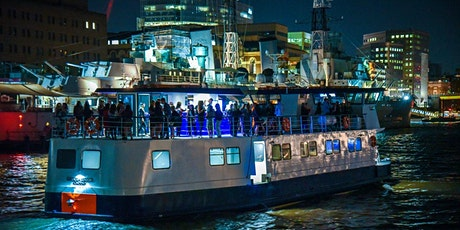 The London Soul Train Cruise (Spring Special) Jazz Funk Soul Disco Boat tickets