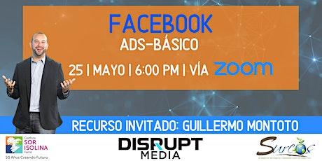 Facebook Ads Básico tickets