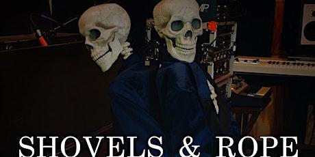 Shovels & Rope: The Bare Bones Tour (Night 1) tickets