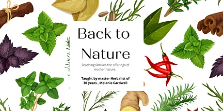 Back To Nature tickets
