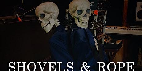 Shovels & Rope: The Bare Bones Tour (Night 2) tickets