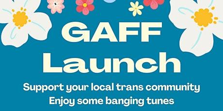 GAFF Leeds Launch tickets