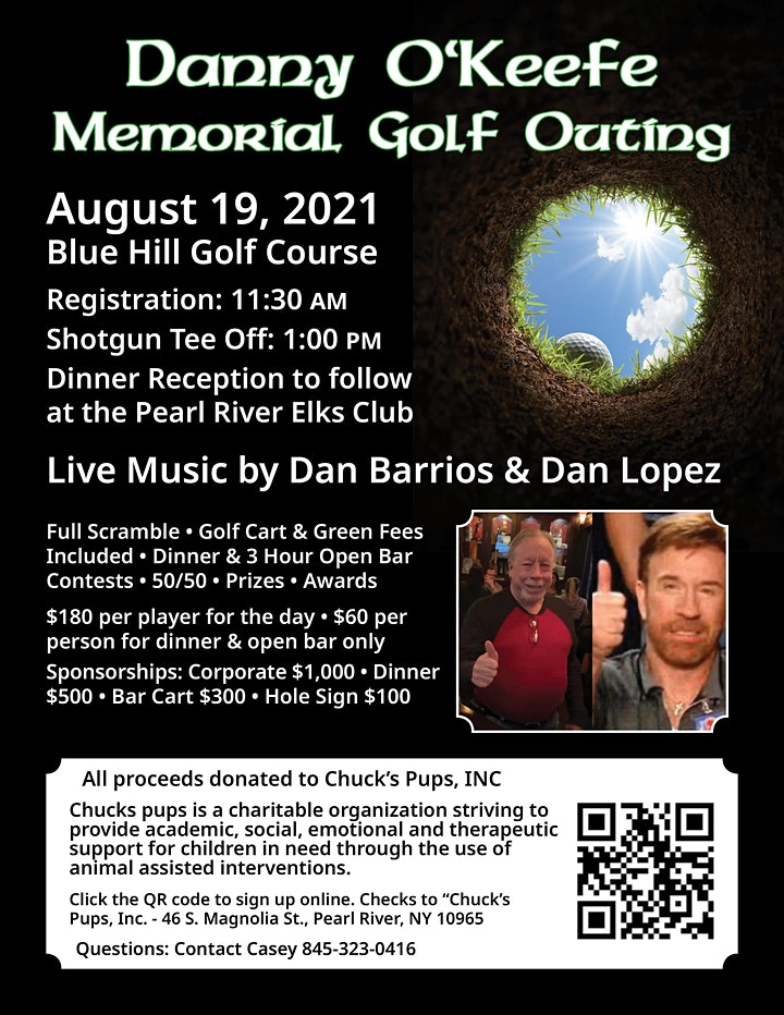 Danny O'Keefe Memorial Golf Outing image