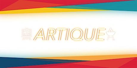 "NBAForward & Build Your Own Dreams Presents:""Artique"" – Art + Outdoor tickets"