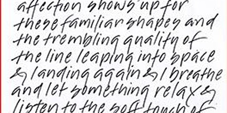 Slow Handwriting - A Contemplative Practice tickets
