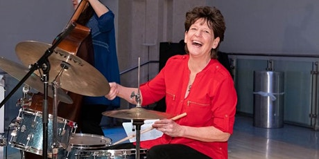 """Sherrie Maricle clinic """"Swing Swang Swung: Learn to Swing Harder"""" tickets"""