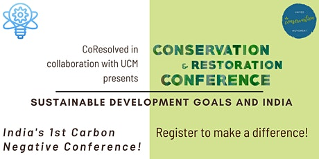 Conservation and Restoration Conference, 2021 tickets