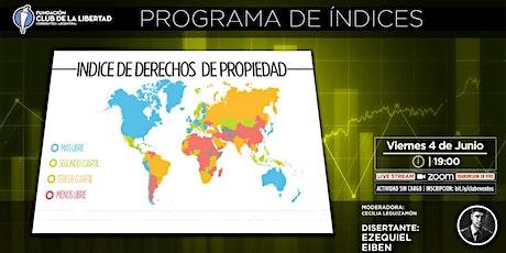 CLUB DE LA LIBERTAD - INDICE DE DERECHOS DE PROPIEDAD entradas