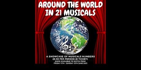 Around the World in 21 Musicals tickets
