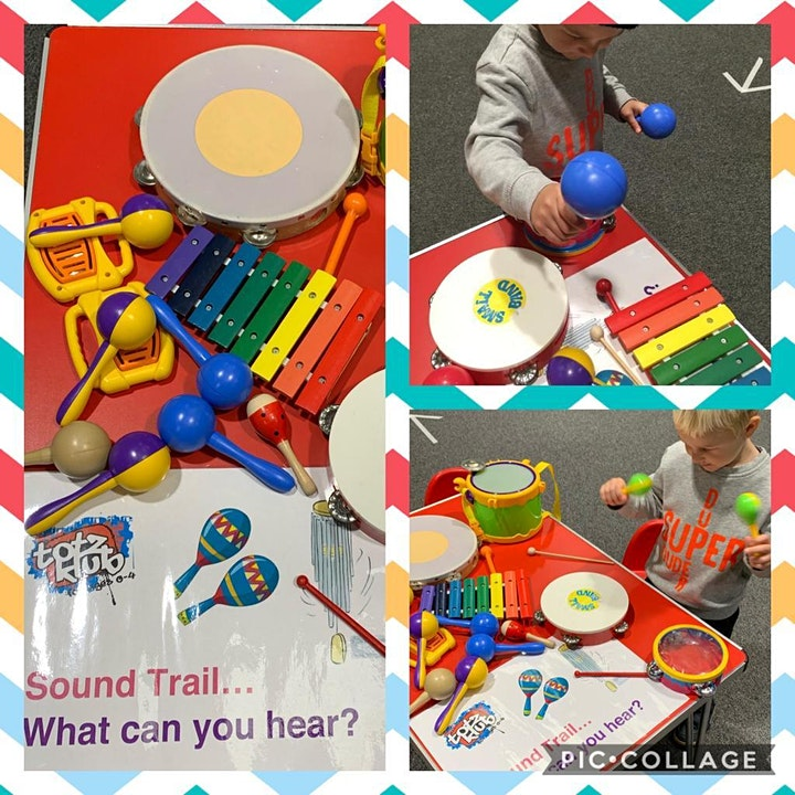 Totz Lunchtime Stay and Play image