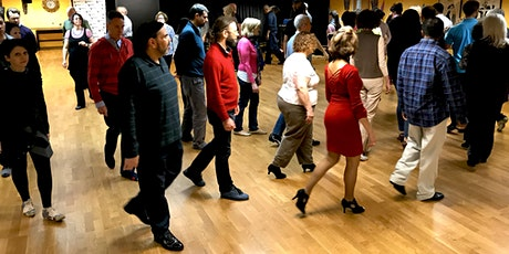 Beginner Argentine Tango - 4 classes tickets