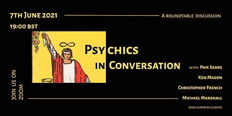 Psychics in Conversation: A roundtable discussion tickets