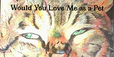 Would you love me as a pet.   Juried art exhibit tickets