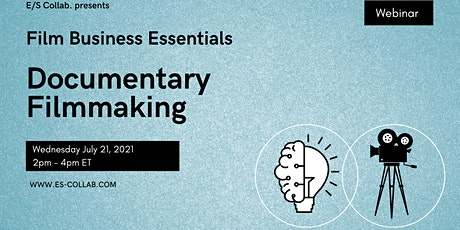 Documentary Filmmaking Essentials tickets