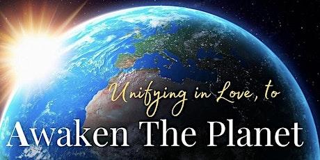 Awaken The Planet tickets