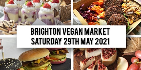 Brighton Vegan Market tickets