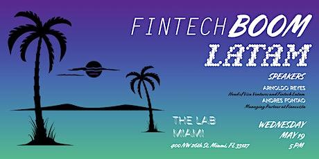 Fintech Boom Latam tickets