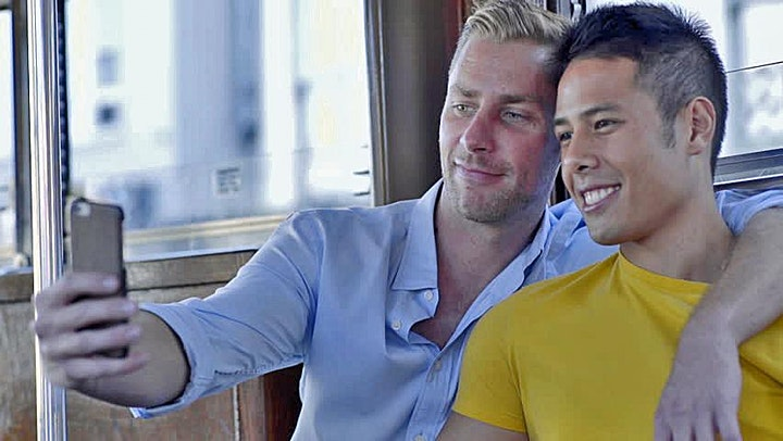 """Gay """"Millionaire Matchmaker"""" Speed Dating: IN-PERSON Event image"""
