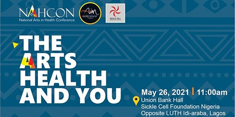 NAHCON: National Arts in Health Conference 2021- Live Event tickets