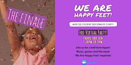 We Are Happy Feet 'Half Term Hype!' tickets