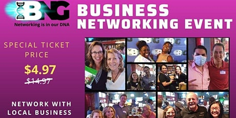 BNG Happy Hour Business Mixer tickets
