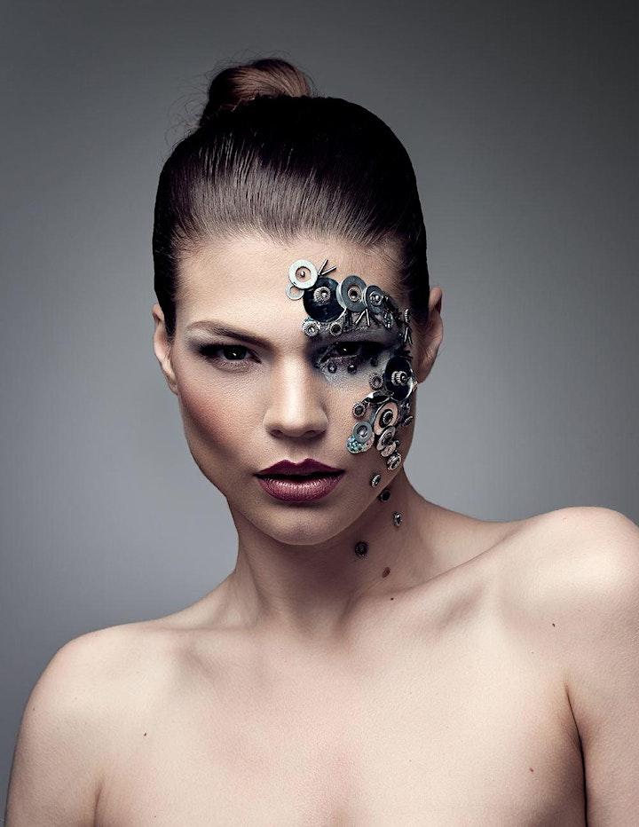 Makeup & Hair Artist Portfolio Building Workshop image