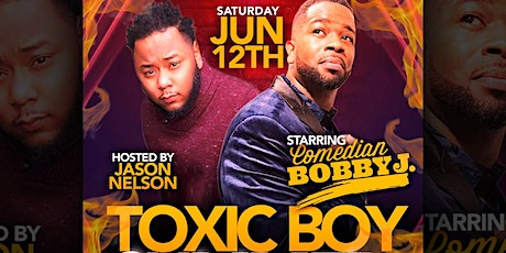 Focus on the Funny LLC Presents, Toxic  Boy Summer tickets