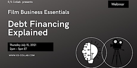 Debt Financing Explained tickets