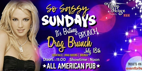 Drag Brunch by The Vanity House it's Britney Brunch tickets