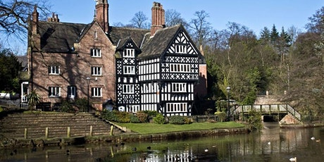 Worsley/RHS Bridgewater: The Official Zoom Tour (to mark your visit) tickets