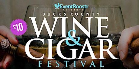 Wine & Cigar Festival tickets