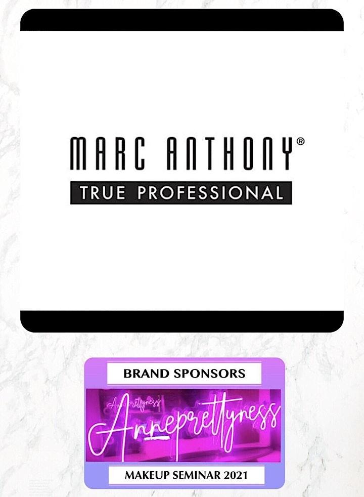 Anneprettyness Makeup Seminar 2021 image