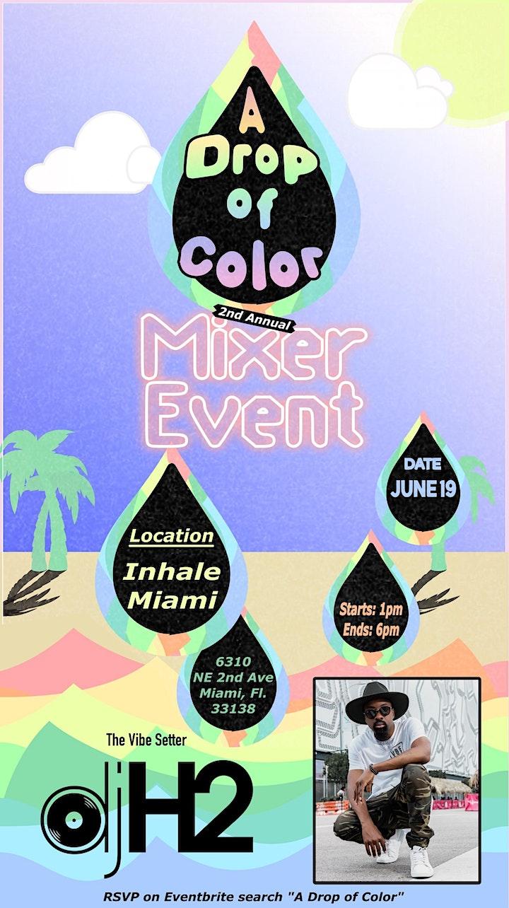 A Drop Of Color Mixer Event image